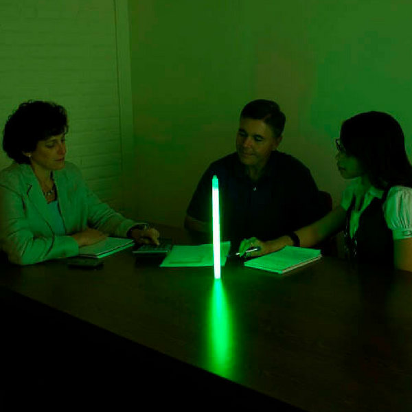12 Quot Green Light Stick Premium Alternative To Glow Stick