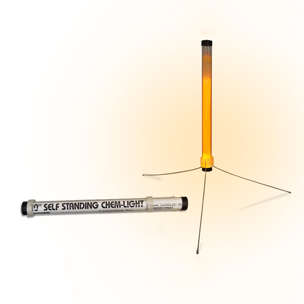Orange Cyalume Light Baton