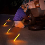 Yellow Cyalume Emergency Roadside Flare