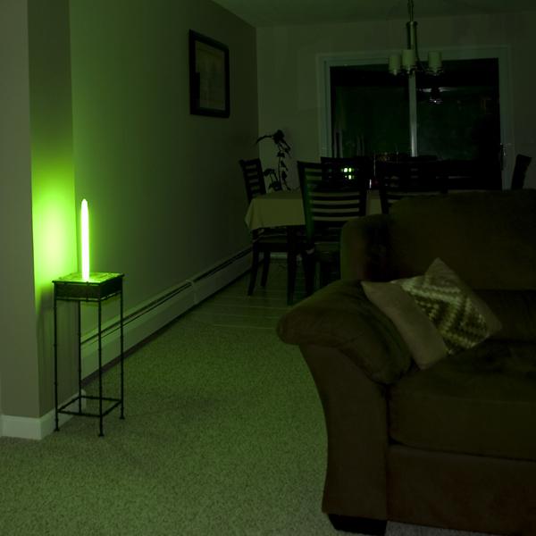Cyalume Green Emergency Light Stick