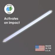 """15"""" White Cyalume Impact Stick"""
