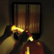Cyalume Model 20 Emergency Light Stick Station