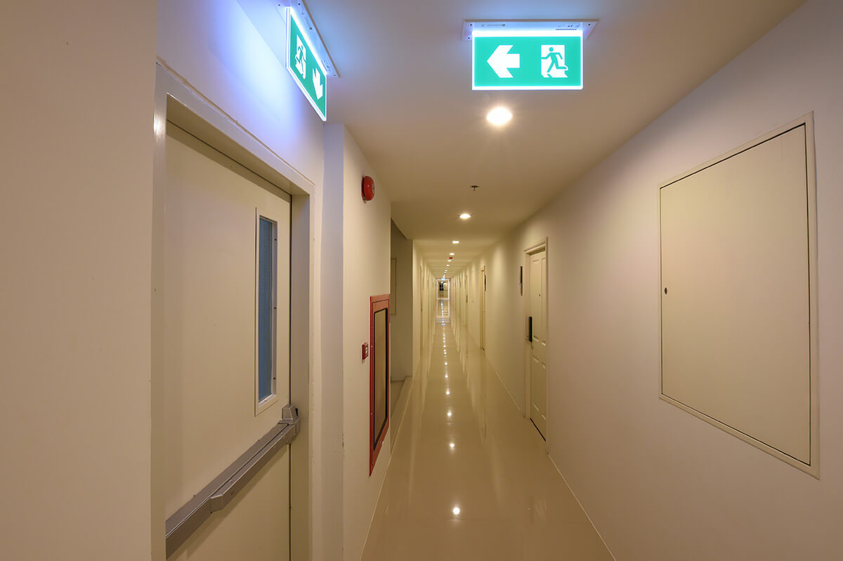 The Importance of Testing Emergency Lighting
